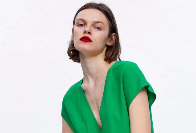 ¿Te comprarías el mismo vestido en tres colores? Este de Zara, sí