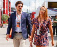 Mireia Belmonte y Javier Hernanz han estado cuatro años juntos