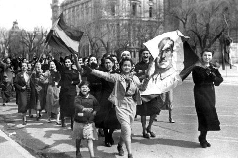 """""""La Guerra Civil no terminó hasta 1941"""""""