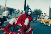 Billie Eilish en el vídeo de Bad guy, su nuevo éxito