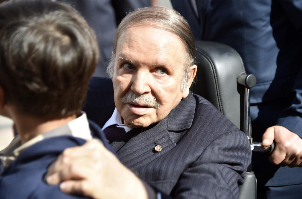 El presidente argelino Abdelaziz Buteflika.