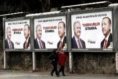 Rechazo de la deriva islamista de Erdogan