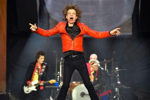 Mick Jagger, durante un concierto de Rolling Stones en Berlín el pasado año.