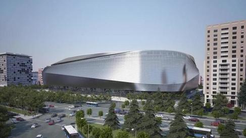 Este verano arranca el nuevo Santiago Bernabéu