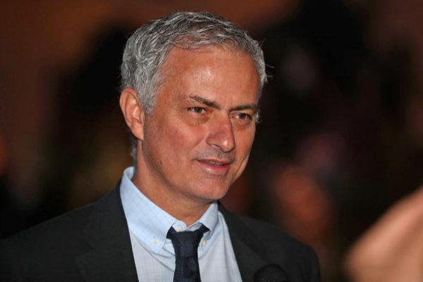 José Mourinho, durante un acto en Doha la semana pasada.