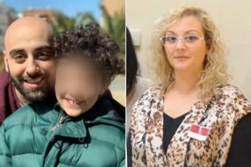 Podemos fichó a la detenida por secuestrar a su hijo