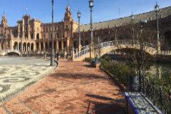 Sevilla se convierte en capital mundial del turismo y difunde su aventura planetaria