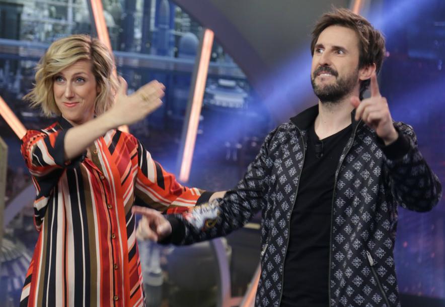 La actriz Cecilia Freire y el actor Julián López visitan El...