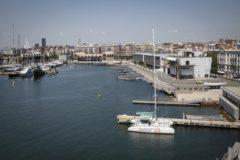 La Marina de Valencia.