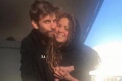 Shakira y Piqué, amor en un autolavado