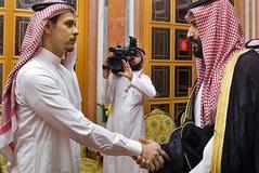 Los hijos de Khashoggi reciben casas y pagas como compensación