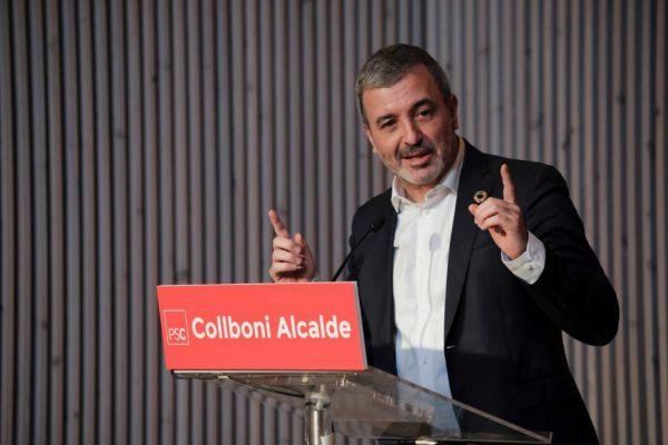 Jordi Soteras Catalunya Barcelona 16/03/2019. Miquel Iceta y Jaume...