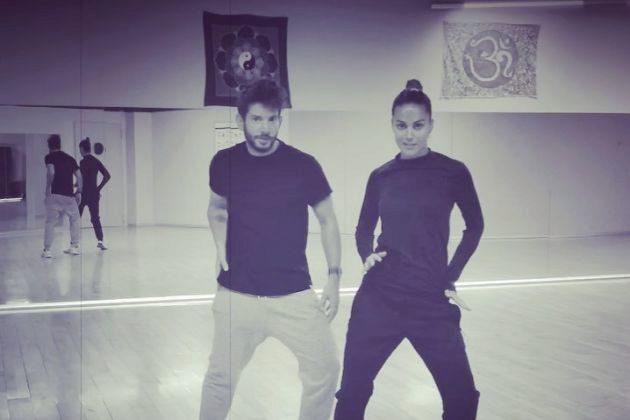 Dani Miralles y Lara Álvarez bailan juntos de nuevo