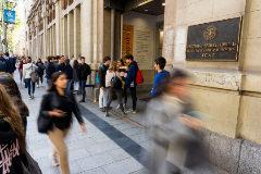 Contagiados 33 alumnos de la Universidad de Comillas