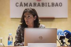 Beatriz Artolazabal, consejera de Empleo y Asuntos Sociales.
