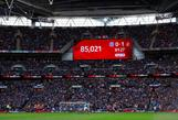 Las decisiones del VAR se verán en las pantallas de Wembley