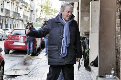 Detenido el cuñado de Rita Barberá en otra operación contra la corrupción en Valencia