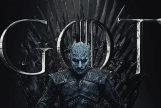 El Rey de la Noche en un póster de la temporada final de Juego de Tronos
