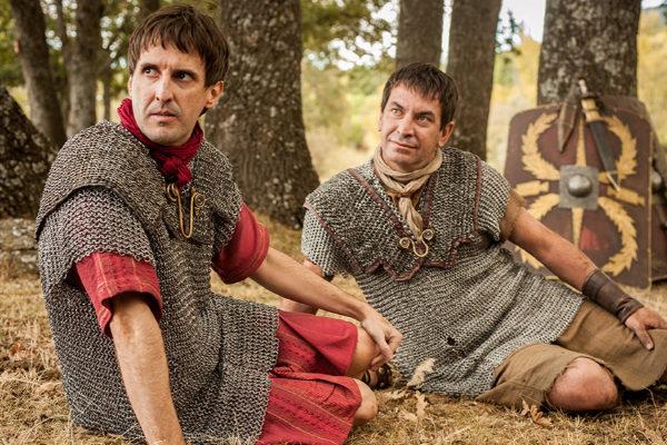 'Justo antes de Cristo': comedia de romanos en el imperio de los chinos