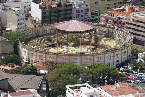 Plaza de toros de Santa Cruz de Tenerife
