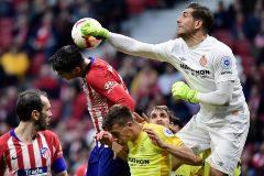 Simeone supera al Girona al sexto intento (2-0)