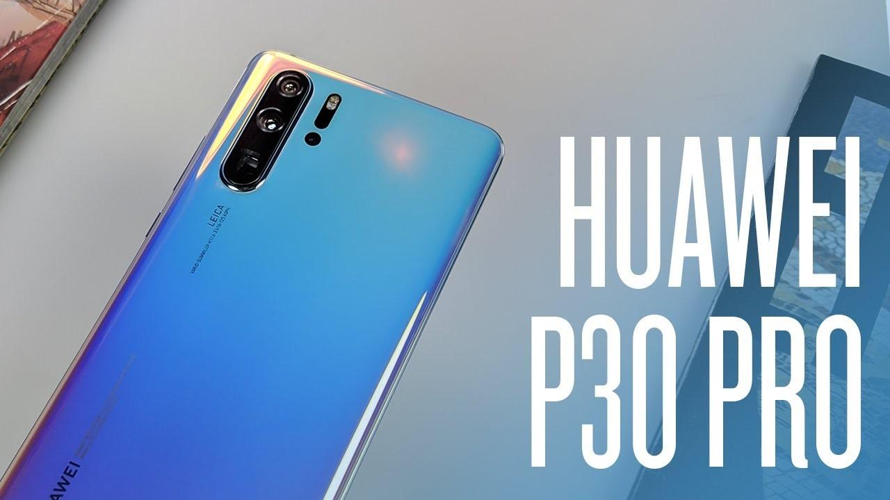 Huawei P30 Pro, el móvil con un zoom de 50 aumentos