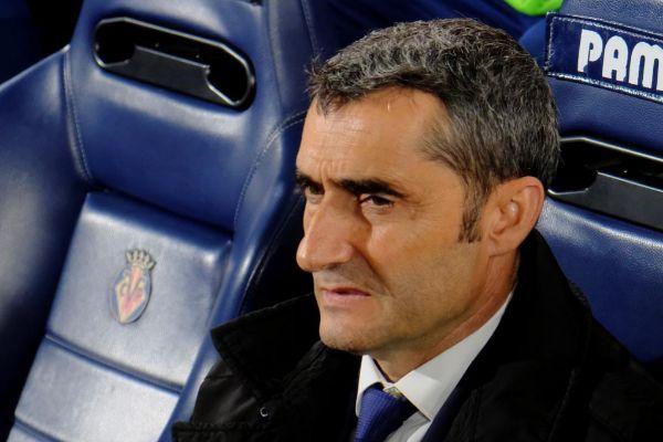 La Liga Santander - Villarreal v FC Barcelona