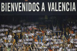 El Valencia hará dos sorteos entre abonados y la Curva Nord protesta