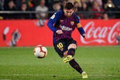 Messi llega a tiempo ante el Villarreal