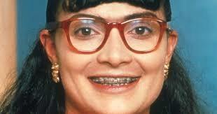 Ana María Orozco, como 'Betty, la fea'.