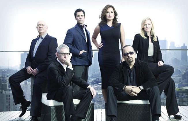 'Ley y orden: Unidad de Víctimas Especiales', la serie más larga de EEUU con 21 temporadas