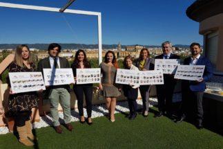 Toda Córdoba en los nuevos paneles informativos repartidos por la provincia