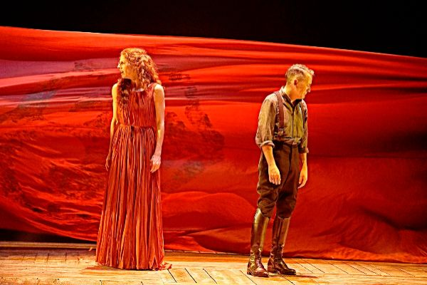 El castigo sin venganza, una de las obras que la Compañía Nacional de Teatro Clásico mostrará en Almagro