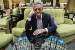 El psiquiatra sevillano Luis Rojas Marcos, en Madrid.