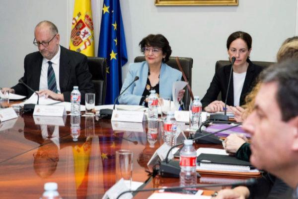 Reunión de la Conferencia Sectorial de Igualdad.