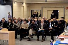 Rato ataca el testimonio de Guindos en la Audiencia con un informe del FMI