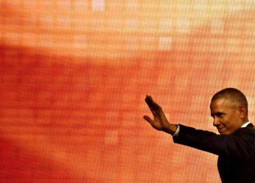 El precio de hacerse una foto con Obama