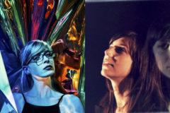 Kelly Moran (izqda.) y Julia Holter (dcha.), estrellas de Electrónica en Abril.