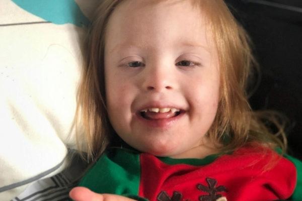 Kylee Willis, la niña de cuatro años fallecida.