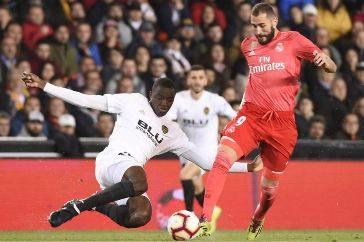 En directo: Gol de Guedes ante el Madrid