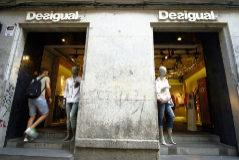 Una tienda de Desigual