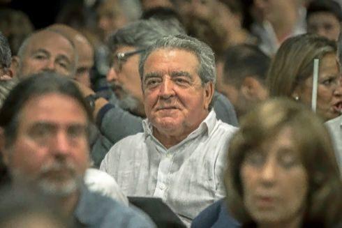El abogado José María Corbín, en un acto de Vox.