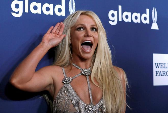 Britney Spears, en una foto de archivo reciente.