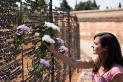 Carmen Moreno Álvarez galardonada por su obra Celosía de la Memoria