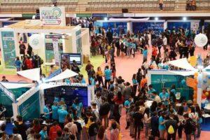 Dieciocho mil estudiantes malagueños participan en las jornadas de puertas abiertas de la UMA