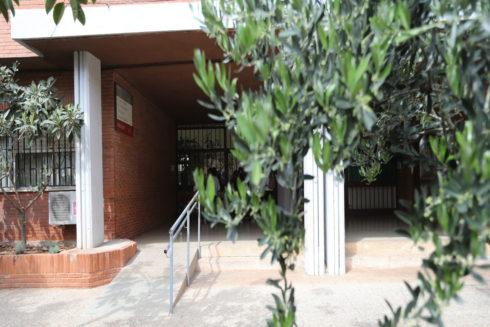 Instalaciones del colegio Armelles de Castellón.