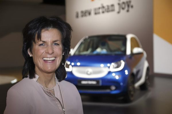 Annette Winkler, ex de Smart, propuesta para el consejo de Renault