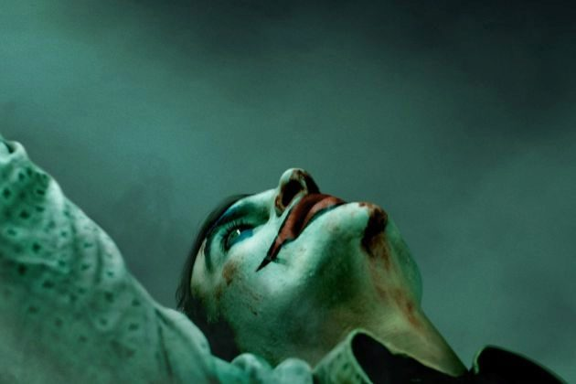 Póster de Joker, nueva película de DC protagonizada por Joaquin...