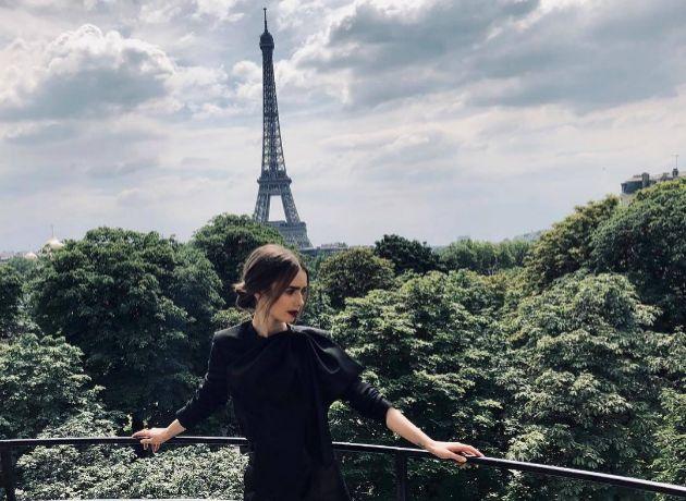 Así es Emily in Paris, la nueva serie del creador de Sexo en Nueva York y  Younger | Mira