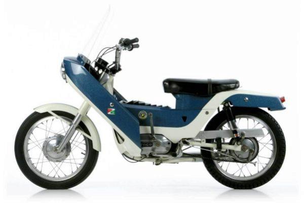 Bultaco Gaviota, una de las motocicletas emblemáticas que se exponen en Vive la Moto